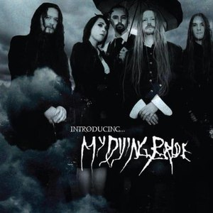 My Dying Bride альбом Introducing My Dying Bride
