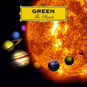 Green альбом The Planets