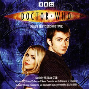 Murray Gold альбом Doctor Who (Original Television Soundtrack)