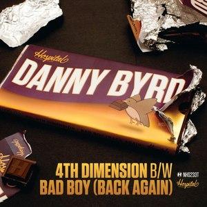 Danny Byrd альбом 4th Dimension