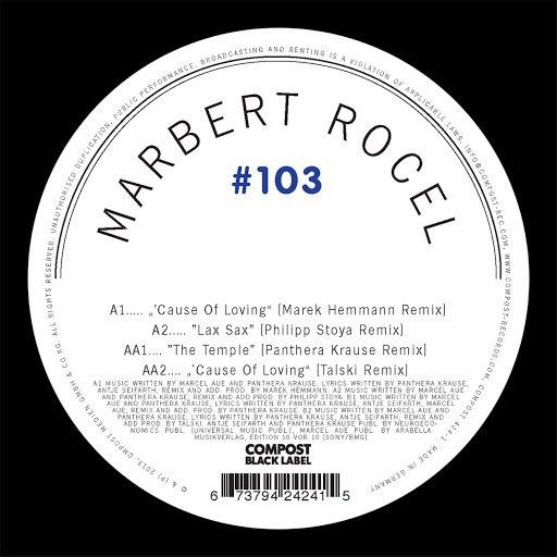 marbert rocel альбом Compost Black Label #103