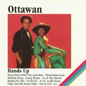 Ottawan альбом Hands Up