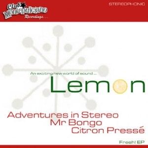 Lemon альбом Fresh! EP