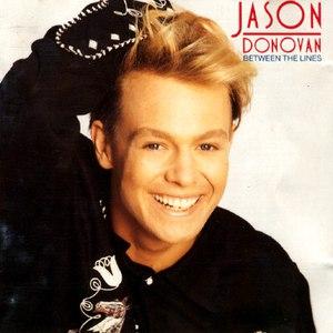 Jason Donovan альбом Between the Lines