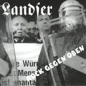 Landser альбом Rock gegen Oben