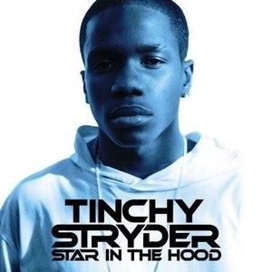 Tinchy Stryder альбом Star In The Hood