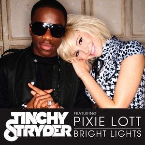 Tinchy Stryder альбом Bright Lights