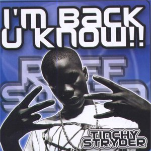 Tinchy Stryder альбом I'm Back U Know!!