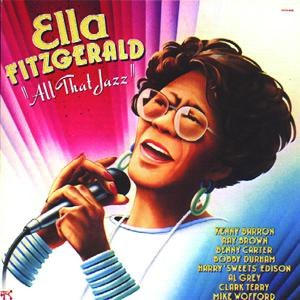 Ella Fitzgerald альбом All That Jazz