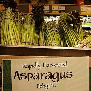 FaltyDL альбом Rapidly Harvested Asparagus EP