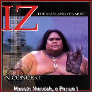 Israel Kamakawiwo'ole альбом Iz in Concert
