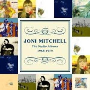 Joni Mitchell альбом The Studio Albums [1968-1979]