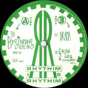 Rhythim is Rhythim альбом The Beginning