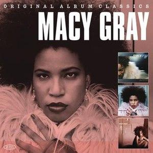 Macy Gray альбом Original Album Classics