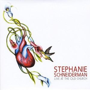 Stephanie Schneiderman альбом Live At the Old Church