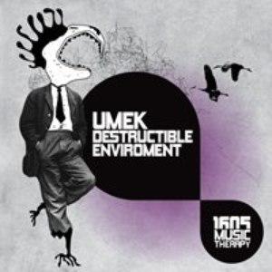 Umek альбом Destructible Enviroment