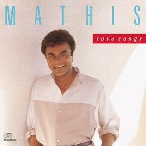Johnny Mathis альбом Love Songs