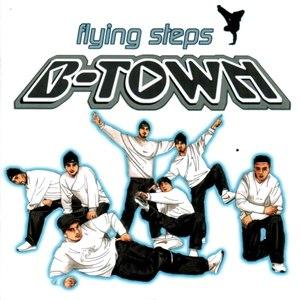 Flying steps альбом b-town