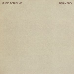 Brian Eno альбом Music for Films