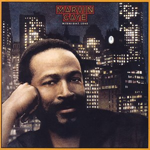 Marvin Gaye альбом Midnight Love