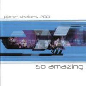 Planetshakers альбом So Amazing