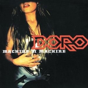 Doro альбом Machine II Machine