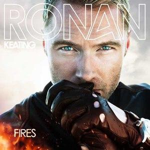 Ronan Keating альбом Fires (Deluxe Version)