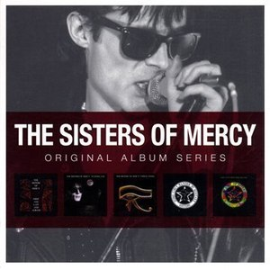 The Sisters of Mercy альбом Original Album Series