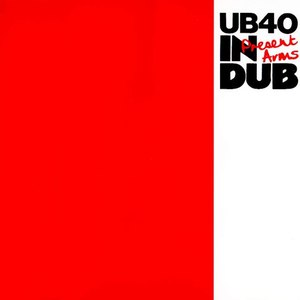 UB40 альбом Present Arms In Dub