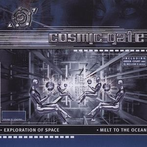 Cosmic Gate альбом Exploration Of Space & Melt To The Ocean