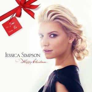 Jessica Simpson альбом Happy Christmas