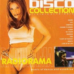 Radiorama альбом Disco collection