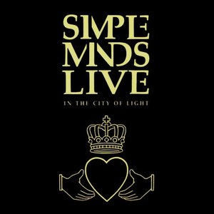 Simple Minds альбом Live in the City of Light