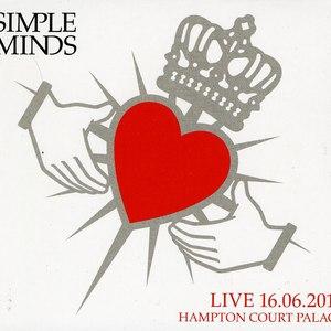 Simple Minds альбом Live At Hampton Court Palace 2011