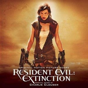 Charlie Clouser альбом Resident Evil: Extinction (Original Motion Picture Score)