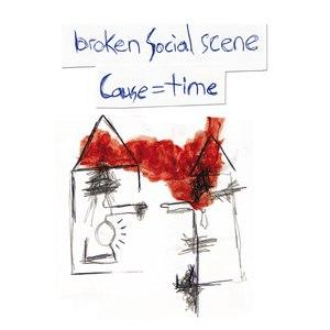 Broken Social Scene альбом Cause = Time