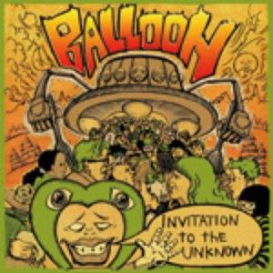 Balloon альбом INVITATION to the UNKNOWN
