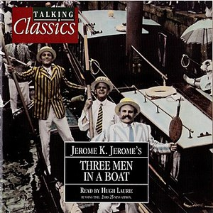 Hugh Laurie альбом Jerome: Three Men In A Boat
