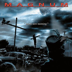 Magnum альбом Brand New Morning