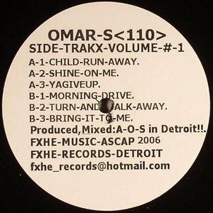 Omar-S альбом Side-Trakx-Volume-#-1