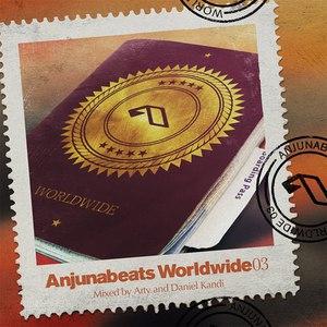Arty альбом Anjunabeats Worldwide 03