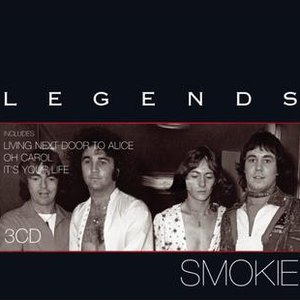 Smokie альбом Legends