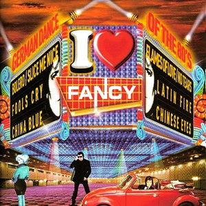 Fancy альбом I Love Fancy