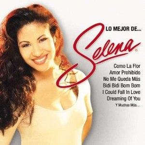 selena альбом Lo Mejor De…