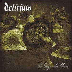 Delirium альбом Los Signos del Fauno