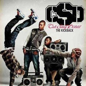 Cali Swag District альбом The Kickback