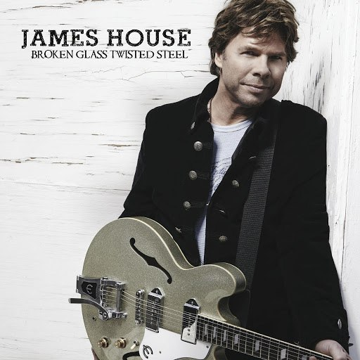 James House альбом Broken Glass Twisted Steel