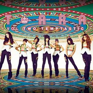 T-ara альбом Temptastic