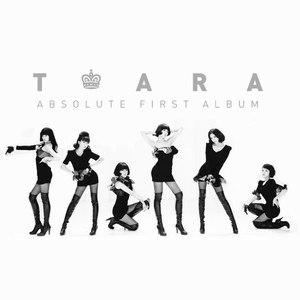 T-ara альбом Absolute First Album