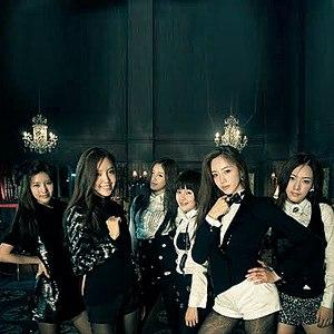 T-ara альбом Lies